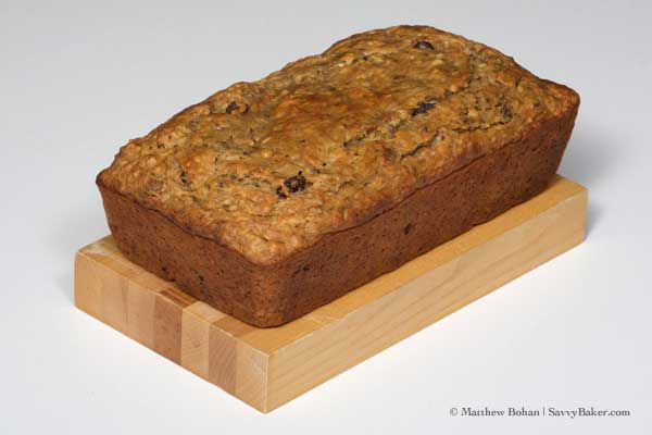 Banana Apple Nut Bread