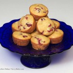 Double Cranberry Orange Muffins