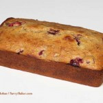 Cranberry Orange Walnut Bread