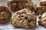 Peanut Butter Banana Oat Cookies