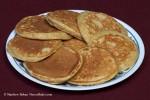 Multigrain Pumpkin Pancakes
