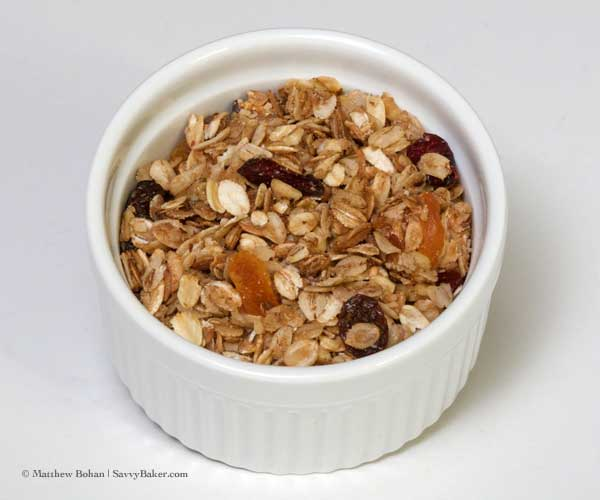 Easy Apple Cinnamon Granola