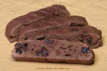 Double Chocolate Cherry Biscotti