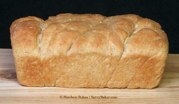 Irish Brown Bread, Oven Baked