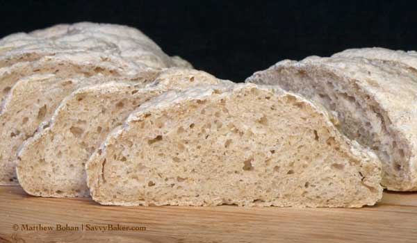 Sliced Oatmeal French Bread