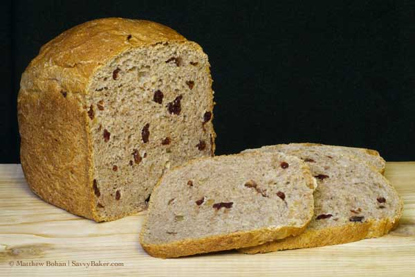 Cherry Walnut Bread