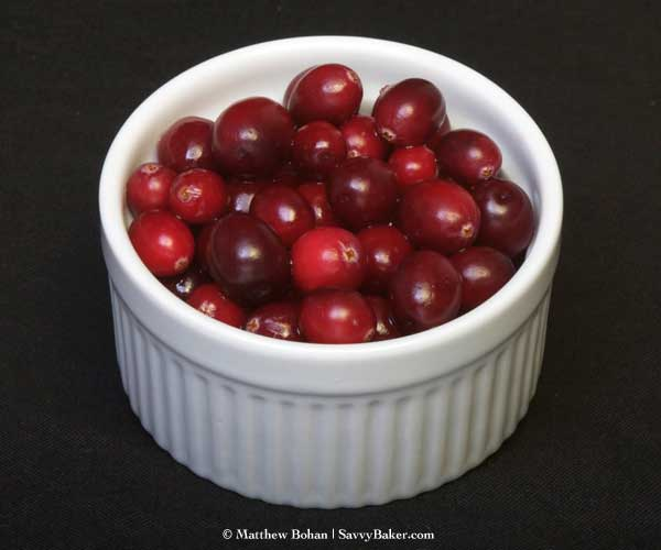 Fresh (Previously Frozen) Cranberries