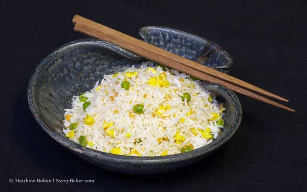 Lenten Fried Rice