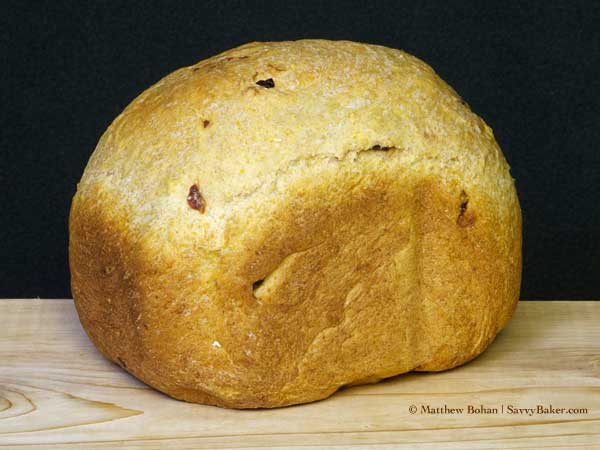 Peachy Cherry Bread (Loaf)