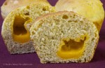 Cheddar Oat Rolls (Sliced)