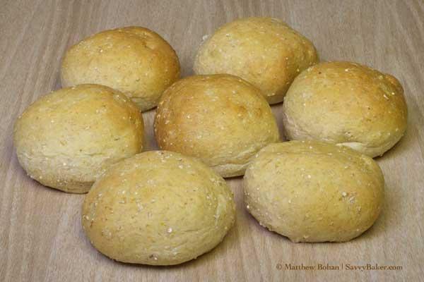 Seven-Grain Rolls