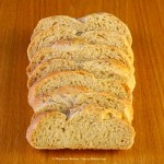 Milk 'n Honey Oat Bread