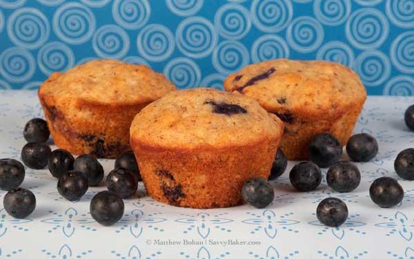Summer's Best Blueberry Muffins