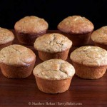 Double Apple Cider Muffins