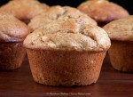 Double Apple Cider Muffins (single)
