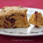 Cranberry Butternut Scones