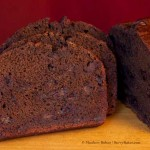 Devilishly-Dark Chocolate Tea Bread