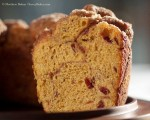 Sweet Potato Coffee Cake (Wedge)