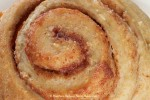 Apple Cinnamon Swirl (Close Up)