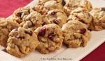 Peanut Butter Gran-ookies (plate)