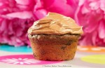 Dark Chocolate Muffin Cakes (in Pink)