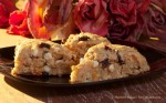 Apricot Cherry Surprise Scones