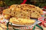 Cranberry Pistachio Christmas Biscotti