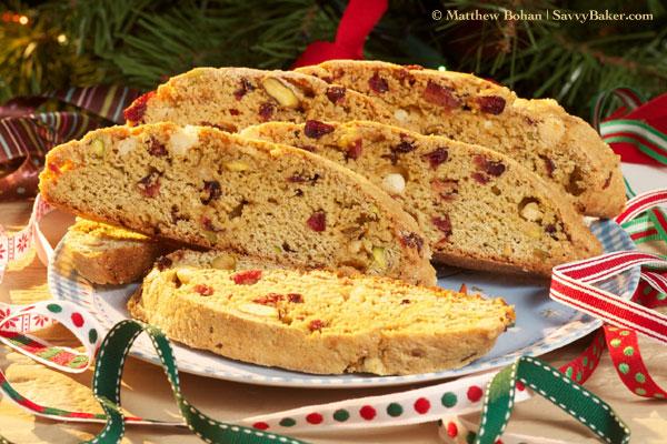 Christmas Biscotti « Savvy Baker