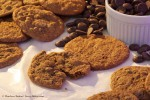Coffee Toffee Chocolate Chip Cookies