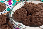 Dark-Chocolate-Mint-Chip-Cookies